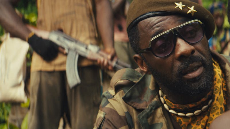 Idris Elba Best of No Nation