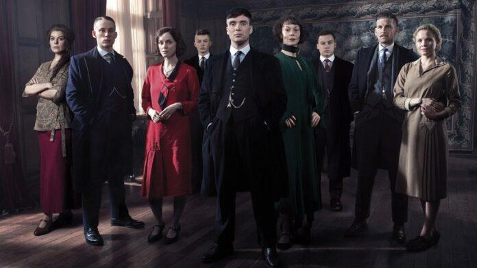 Il formidabile cast di Peaky Blinders
