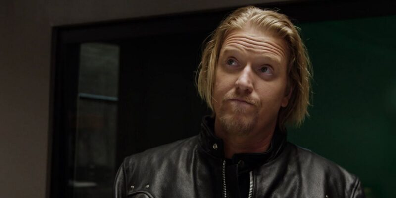 Jake Busey Stranger Things