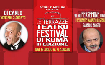 Le Terrazze 2018 - banner Alessandro Di Carlo e Premio Persefone Comicus