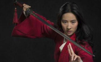 Liu Yifei nel live acrion di Mulan