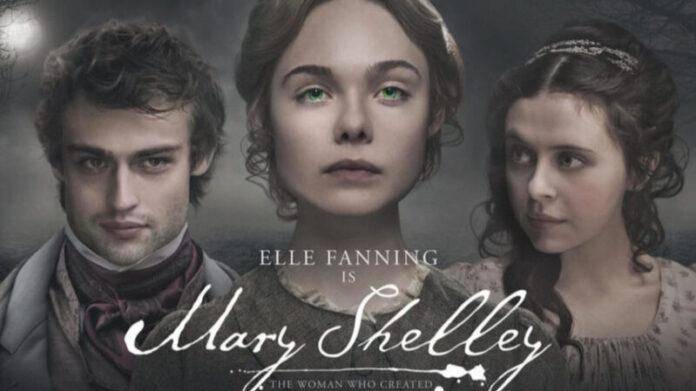 Mary Shelley Locandina