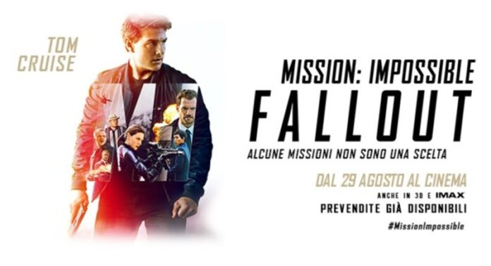 Mission Impossible - Fallout - banner