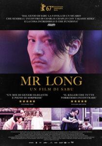 Mr Long locandina