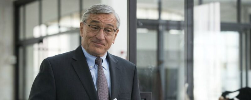 Robert De Niro in Lo stagista inaspettato