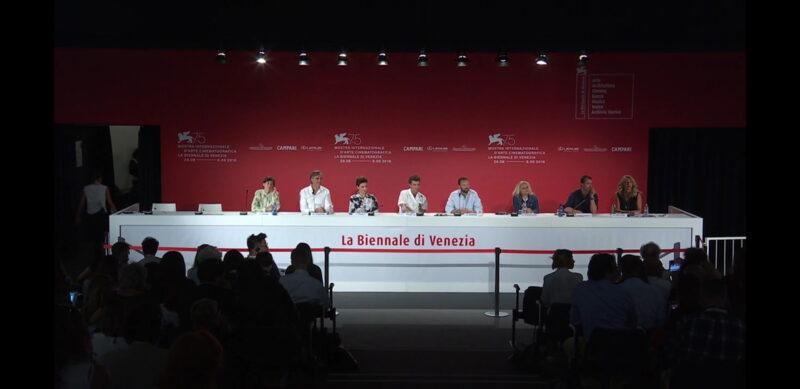 Venezia 75 - conferenza stampa Sulla mia pelle