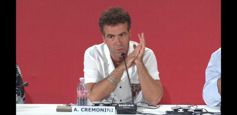 Venezia 75 - Alessio Cremonini - conferenza stampa Sulla mia pelle