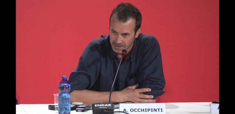 Venezia 75 - Andrea Occhipinti - conferenza stampa Sulla mia pelle