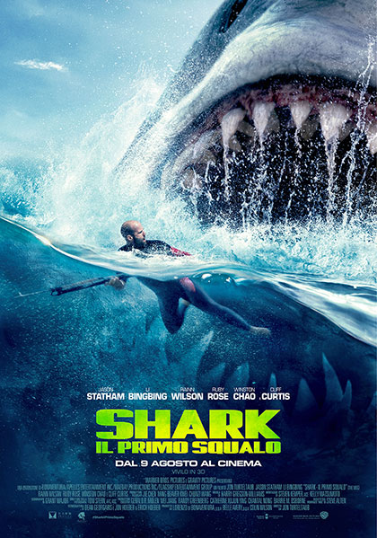 Shark - Il primo squalo locandina