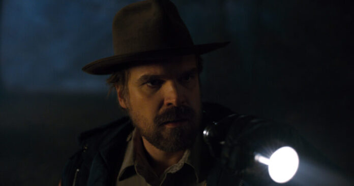 Stranger Things Hopper