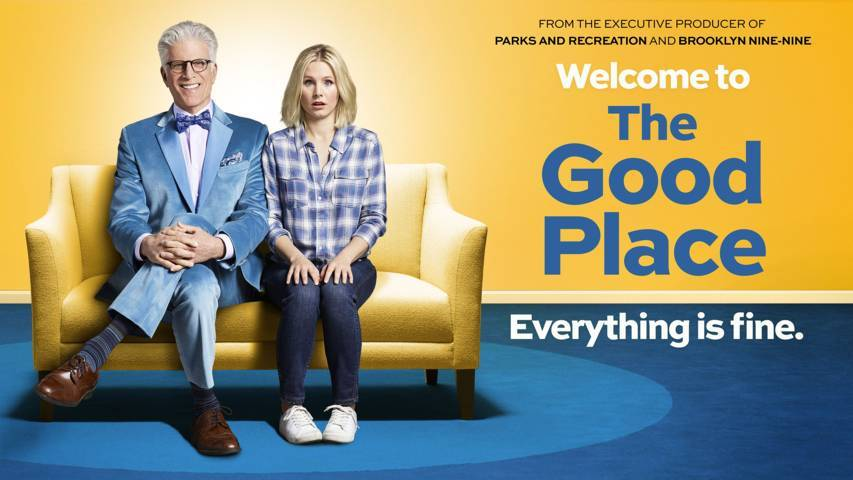 The Good Place Infinity