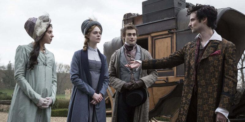 Mary Shelley - I protagonisti del film