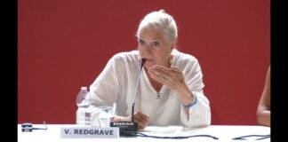 Venezia 75 - Vanessa Redgrave - conferenza stampa