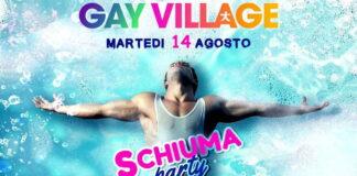 schiuma party - Gay Village