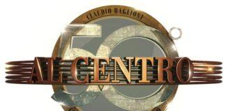 Al centro Claudio Baglioni