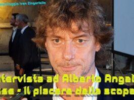 Alberto Angela - intervista Ulisse