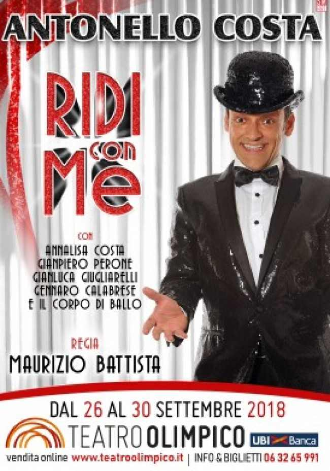 Antonello Costa in Ridi con me