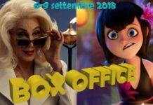 Box Office 11-09-2018 Mamma Mia! Ci risiamo