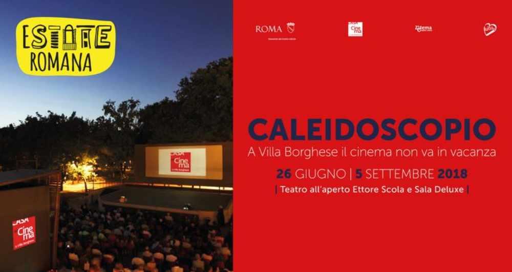 Caleidoscopio Estate Romana 2018