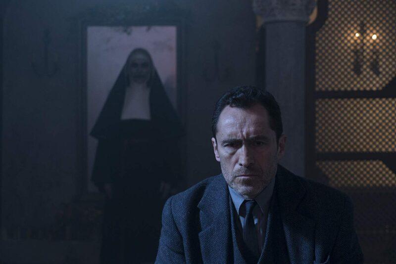 Demian Bichir in The Nun