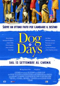 Dog Days locandina