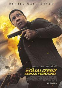 The Equalizer 2 - Senza perdono locandina