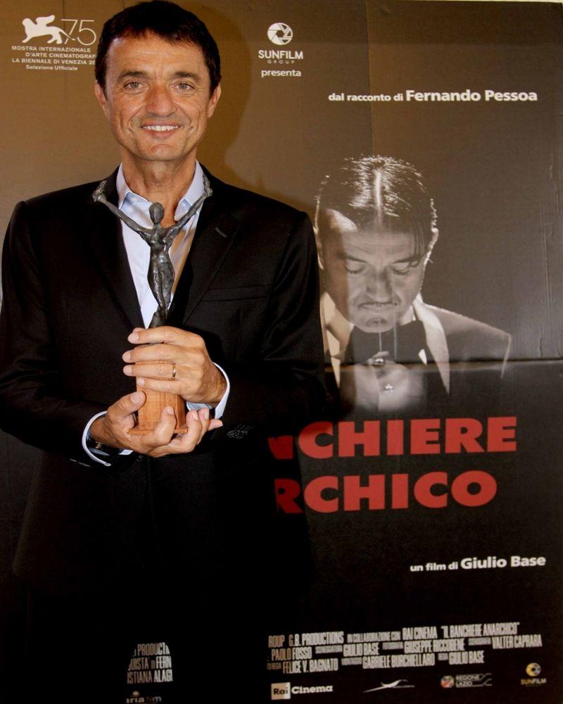 Giulio Base Premio Persefone