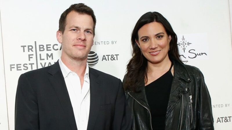 I creatori di Westworld Jonathan Nolan e Lisa Joy