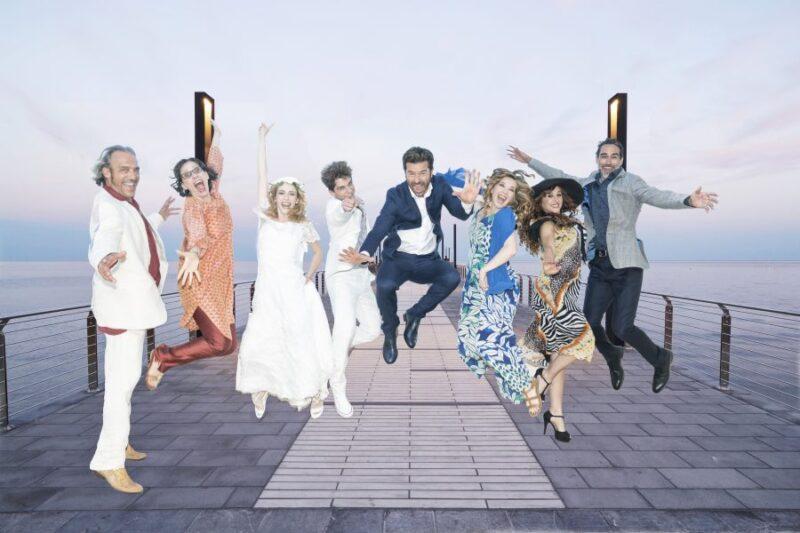 I protagonisti di Mamma Mia!