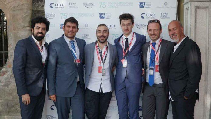 Il team di Italian Film Factory