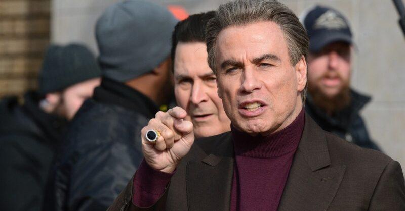 John Travolta è John Gotti