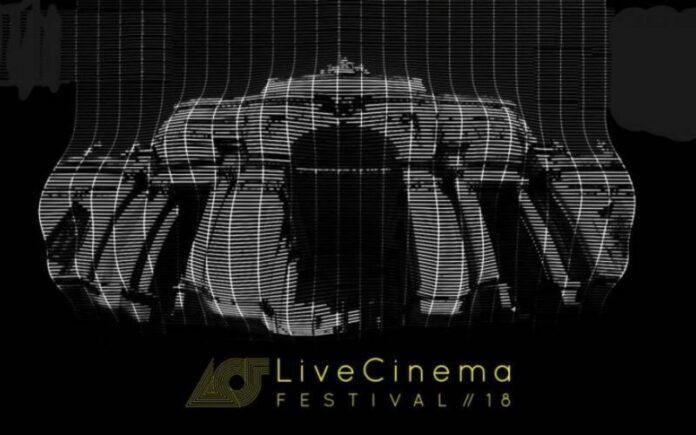 Live Cinema Festival 2018