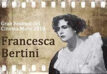 Locandina Gran Festival del Cinema Muto