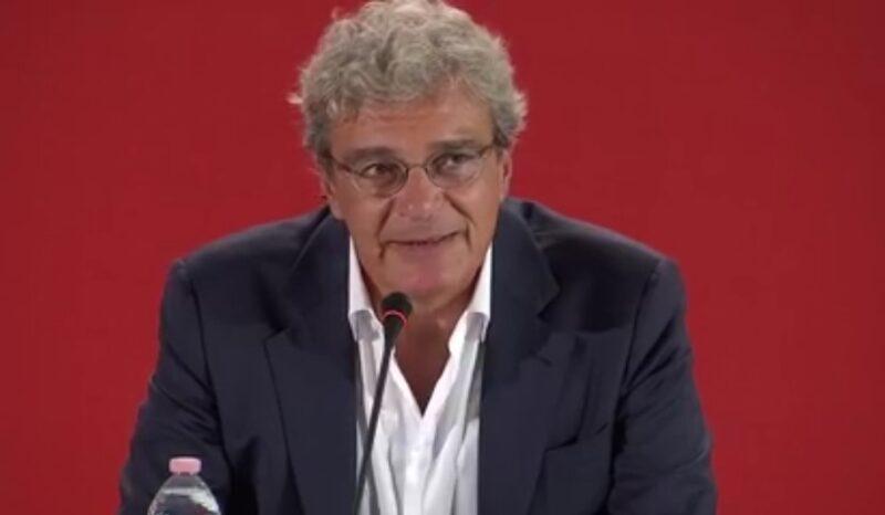 Mario Martone regista di Capri revolution