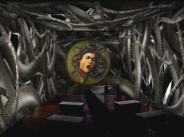 Medusa - mostra multimediale Caravaggio