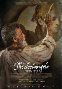 Michelangelo - Infinito locandina