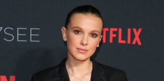 Millie Bobby Brown Emmy 2018