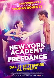 New York Academy - Freedance locandina