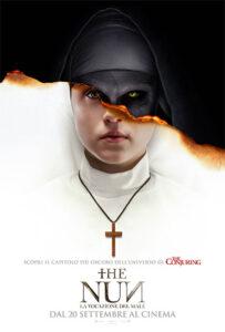 The Nun - La vocazione del male locandina
