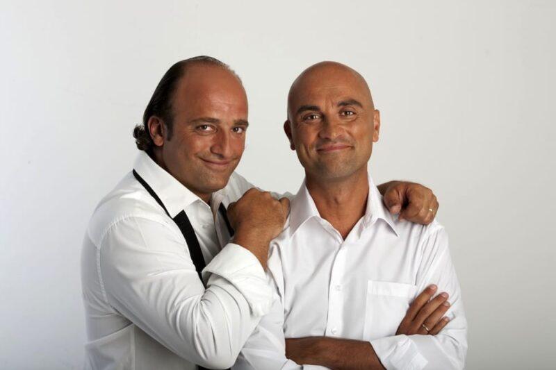 Pablo e Pedro