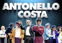 Ridi con me Antonello Costa