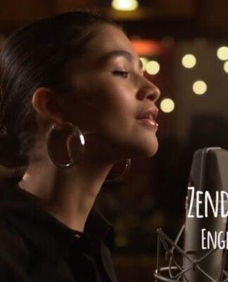 Smallfoot - Zendaya in Wonderful Life