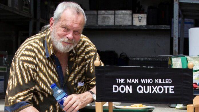 Terry Gilliam L'uomo che uccise Don Chisciotte
