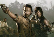 The Walking Dead 9 Rick e Daryl
