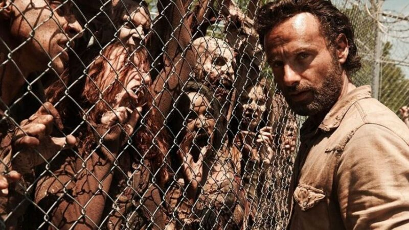 The Walking Dead Fox
