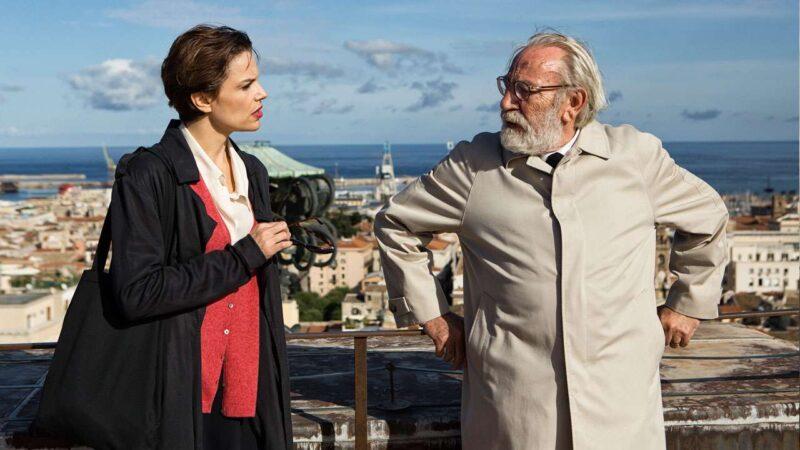 Una storia senza nome - Micaela Ramazzotti e Renato Carpentieri