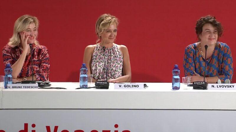 Valeria Bruni Tedeschi, Valeria Golino e Noémie Lvovsky