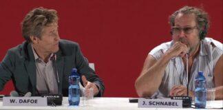 Willem Dafoe e Julian Schnabel
