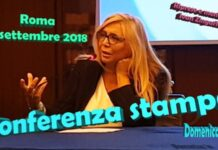 Domenica In - Conferenza stampa Mara Venier