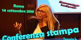 Domenica In - Conferenza stampa Mara Venier